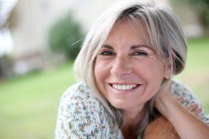 Post-menopausal woman