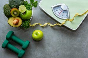 Healthy eating and weight loss help improve sleep apnea.